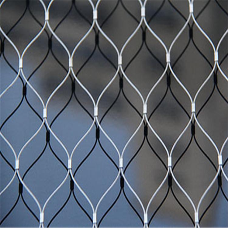 不锈钢绳网的特点