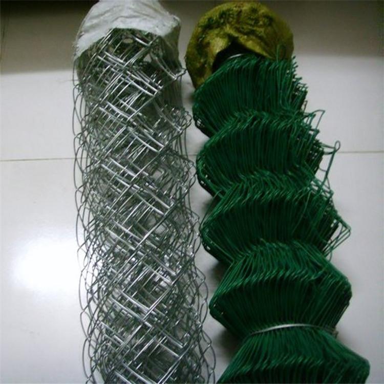 绿化包塑勾花网