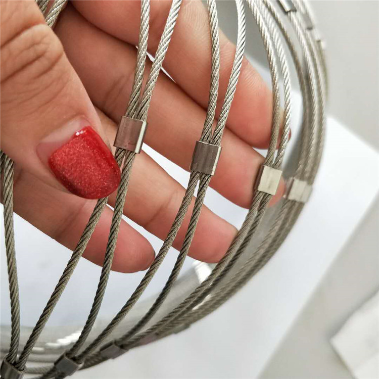 不锈钢绳网产品介绍